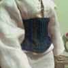 Loena - Corset With Blouse - 1