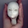 MSD - Head Sculpt - Timir - 1
