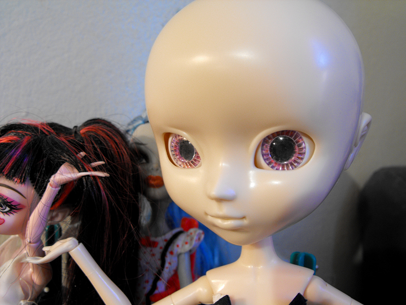 [Pullip] MIO Temp Eyes - 00